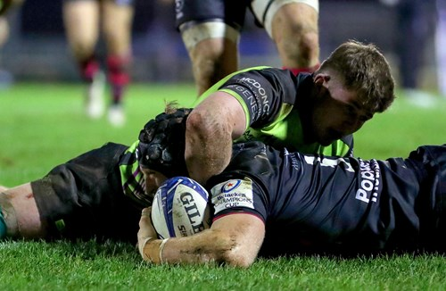 As it happened: Connacht 18-27 Bristol Bears