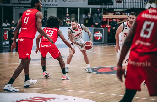 Highlights: Leicester Riders 85-73 Bristol Flyers
