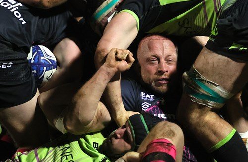 Connacht Uncut: Max Lahiff's video diary - part one