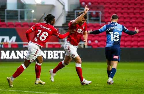 Report: Bristol City 2-1 Wycombe Wanderers