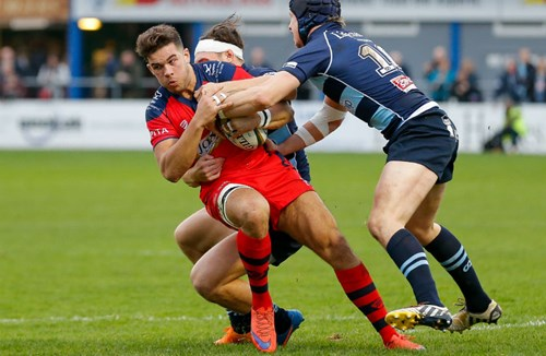 REPORT: Bedford Blues 34-17 Bristol Rugby