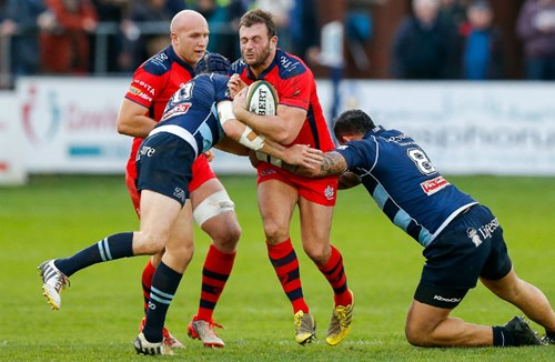 VIDEO: Bedford Blues vs Bristol Rugby