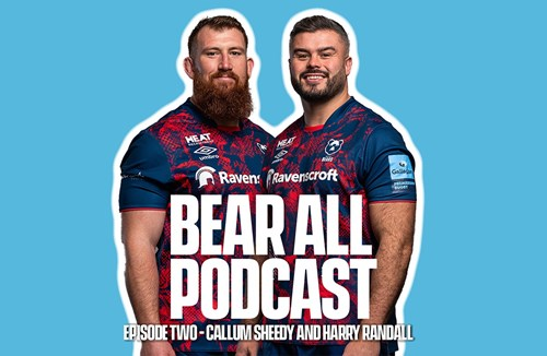 Bear All podcast: episode two available now