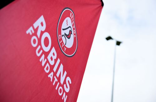 Robins Foundation delivery update
