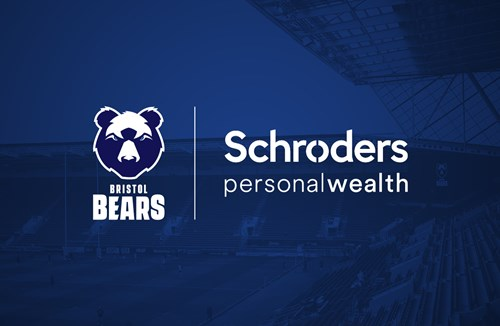 Bears Women partner with Schroders Personal Wealth
