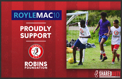 Roylemac10 pledge support to local community