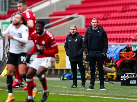 Holden pleased with FA Cup advancement
