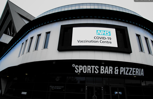 Ashton Gate Stadium NHS Vaccination Centre – where to go and what to expect