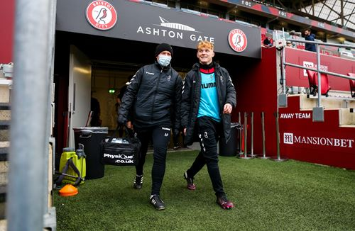 Pearson feeling the benefits of first team involvement