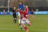 Report: Everton Women 4-0 Bristol City Women