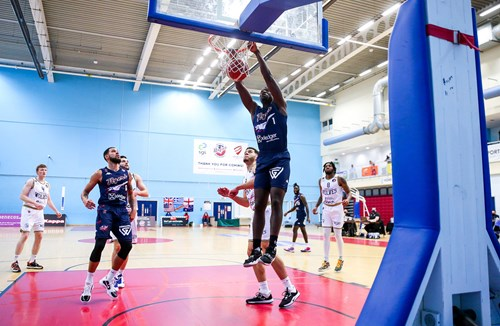 Highlights: Bristol Flyers 73-76 Worcester Wolves