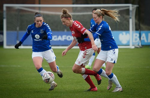 Gallery: Robins beaten on the road by Toffees