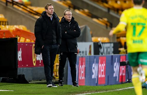 'Norwich the best team we've faced' – Holden
