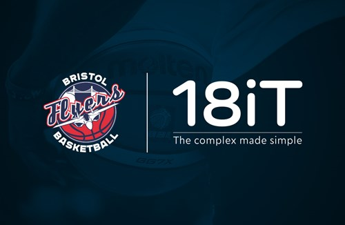Bristol Flyers form new partnership with 18iT