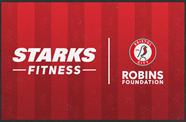 Robins Foundation students partner with Starks Fitness