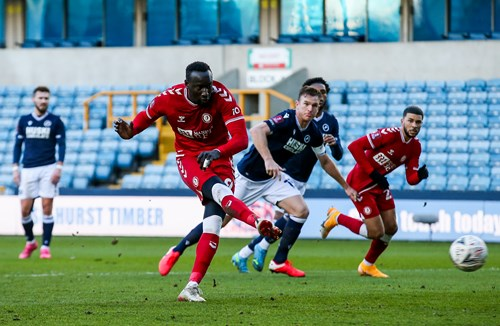 Report: Millwall 0-3 Bristol City