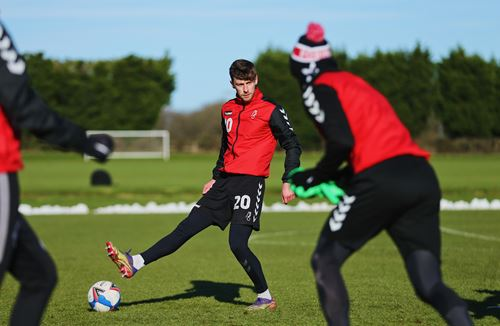 Williams to feature for Under-23s