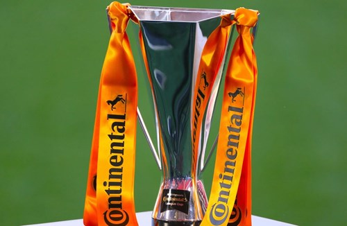 Details confirmed for FA Continental Tyres Cup Final