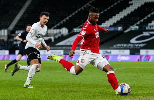 Report: Derby County 1-0 Bristol City