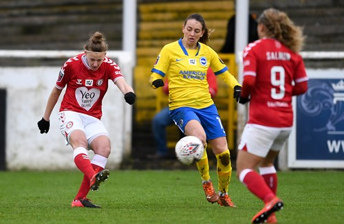 Gallery: City Women come out on top against Seagulls