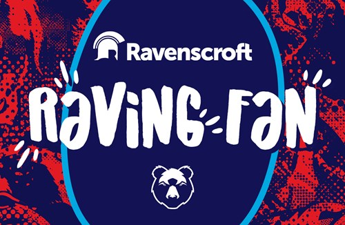 Enter our 'Raving Fan of the Month' competition