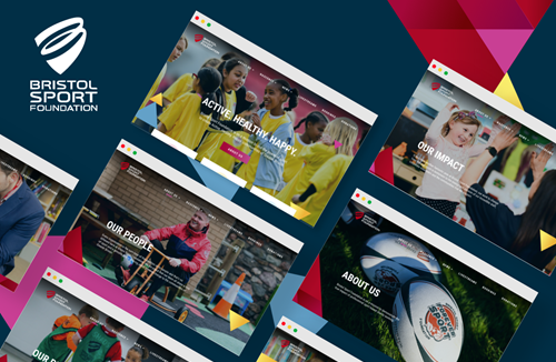 Bristol Sport Foundation Launch New Website and Integrated Web-App