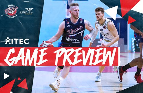 ITEC Game preview - Newcastle Eagles (H) - BBL Trophy