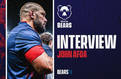 Afoa urges Bears to build on derby win