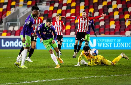 Report: Brentford 3-2 Bristol City