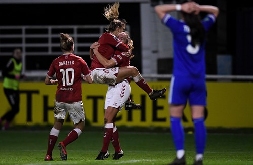 Robins' Road to the Conti Cup Final