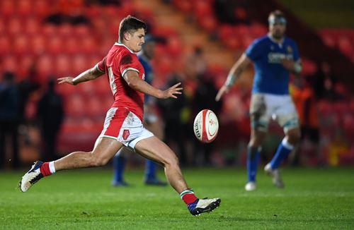 Sheedy on bench for Wales' Six Nations opener