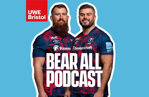 Bear All podcast: episode three available now
