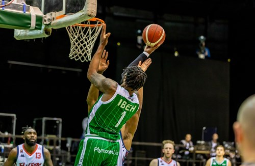 Highlights: Plymouth Raiders 87-65 Bristol Flyers