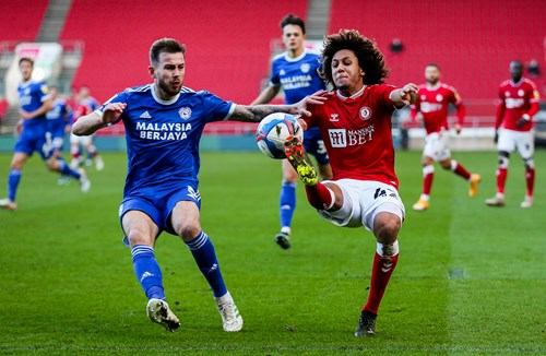 Report: Bristol City 0-2 Cardiff City
