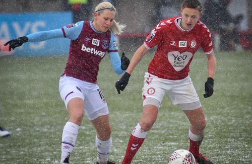 Gallery: Honours even between the Robins and Hammers