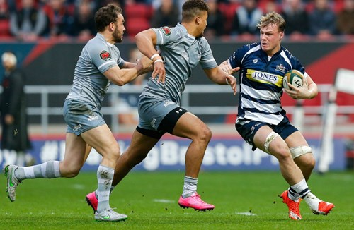 REPORT: Bristol Rugby 35-0 London Welsh