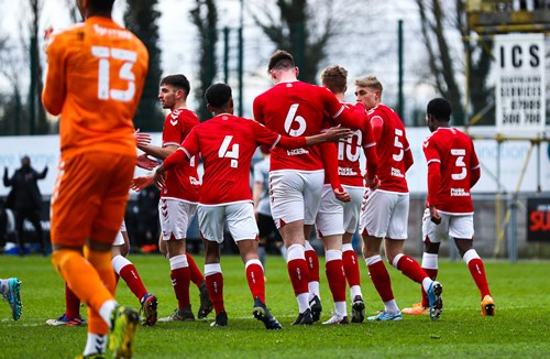 Highlights: Bristol City U23s 4-3 Charlton Athletic U23s