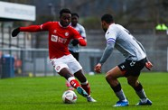Sessegnon makes comeback with young Robins