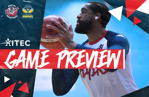 ITEC Game preview - Cheshire Phoenix (H)