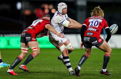 Gallery: Gloucester Rugby 17-18 Bristol Bears