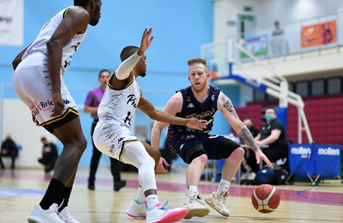 Highlights: Bristol Flyers 69-71 Cheshire Phoenix