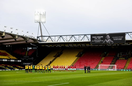 Report: Watford 6-0 Bristol City
