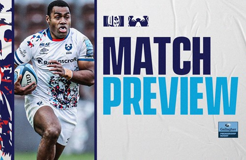Match preview: London Irish (a) - Gallagher Premiership