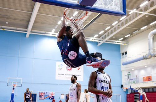 Highlights: Bristol Flyers 66-74 Newcastle Eagles