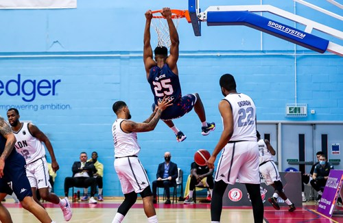 Bristol Flyers - XLedger 'Top 5' plays of the month - January 2021