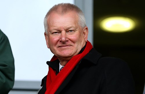 Steve Lansdown updates supporters