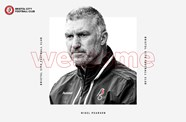 Pearson joins Robins as manager