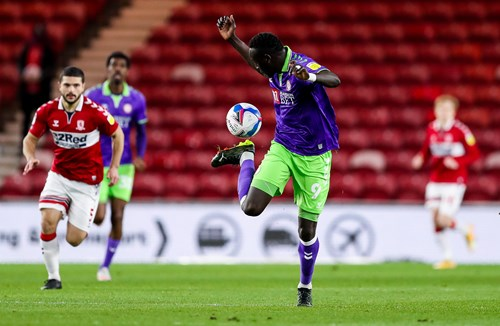Report: Middlesbrough 1-3 Bristol City
