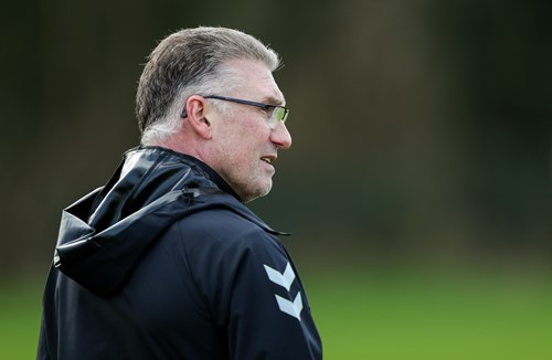 'We must live up to the name' – Pearson reflects on Robins High Performance Centre move