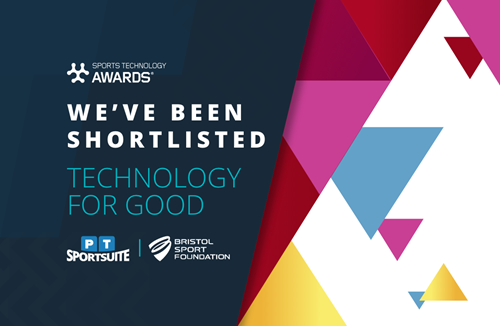 Foundation Nominated for Sports Technology Award